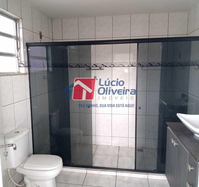 23 banheiroterraço - Apartamento à venda Rua Marechal Felipe Schmidt,Jardim América, Rio de Janeiro - R$ 298.000 - VPAP30385 - 26