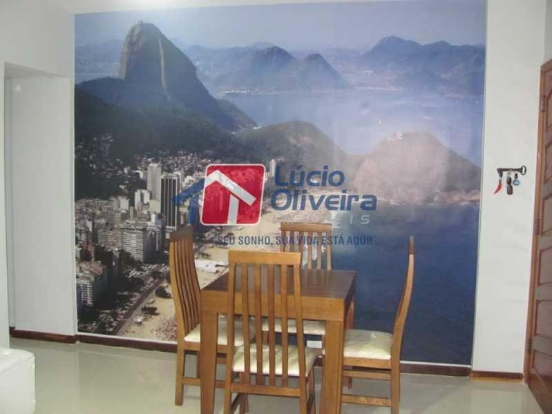02- Sala - Apartamento à venda Rua Capitão Resende,Cachambi, Rio de Janeiro - R$ 415.000 - VPAP21546 - 3