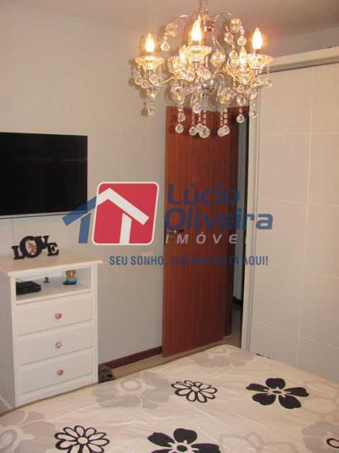 05- Quarto C. - Apartamento à venda Rua Capitão Resende,Cachambi, Rio de Janeiro - R$ 415.000 - VPAP21546 - 6