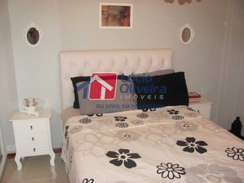 06- Quarto C. - Apartamento à venda Rua Capitão Resende,Cachambi, Rio de Janeiro - R$ 415.000 - VPAP21546 - 8