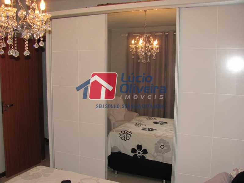 07- Quarto C. - Apartamento à venda Rua Capitão Resende,Cachambi, Rio de Janeiro - R$ 415.000 - VPAP21546 - 10