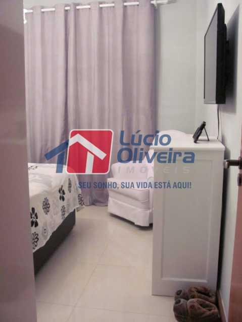 08- Quarto C. - Apartamento à venda Rua Capitão Resende,Cachambi, Rio de Janeiro - R$ 415.000 - VPAP21546 - 11