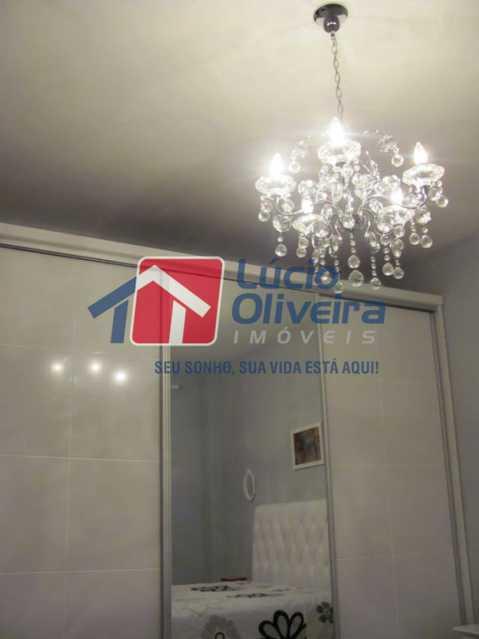 09- Quarto C. - Apartamento à venda Rua Capitão Resende,Cachambi, Rio de Janeiro - R$ 415.000 - VPAP21546 - 12