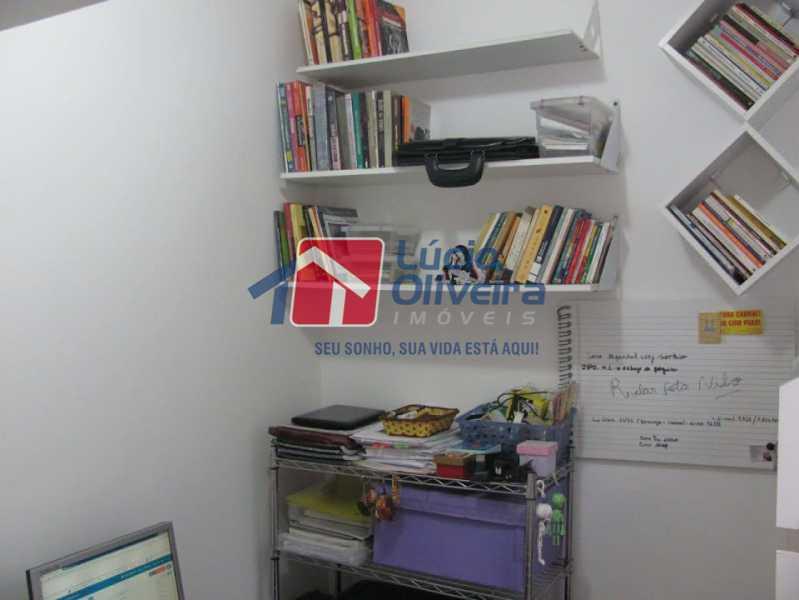 11- Escritorio - Apartamento à venda Rua Capitão Resende,Cachambi, Rio de Janeiro - R$ 415.000 - VPAP21546 - 14