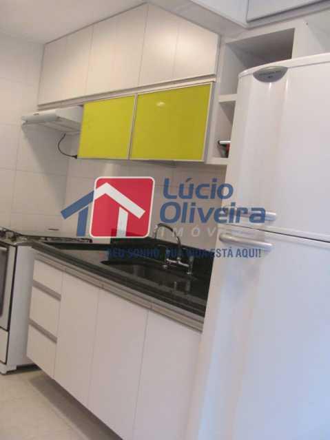 13- Cozinha - Apartamento à venda Rua Capitão Resende,Cachambi, Rio de Janeiro - R$ 415.000 - VPAP21546 - 16