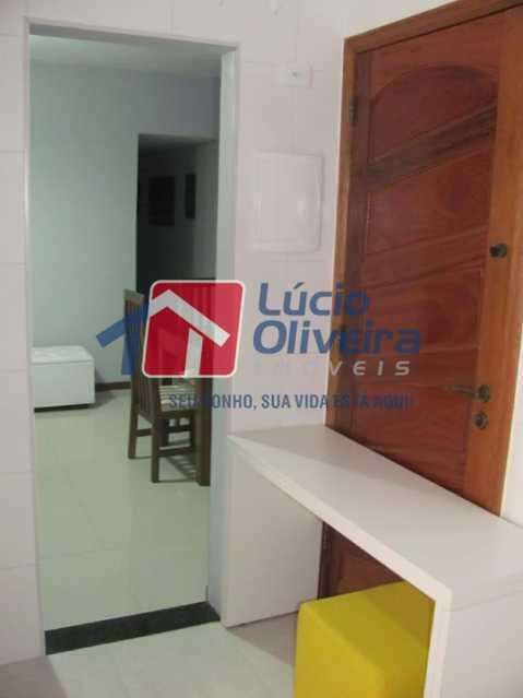 14- Cozinha - Apartamento à venda Rua Capitão Resende,Cachambi, Rio de Janeiro - R$ 415.000 - VPAP21546 - 17