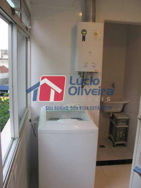 17- Area - Apartamento à venda Rua Capitão Resende,Cachambi, Rio de Janeiro - R$ 415.000 - VPAP21546 - 20