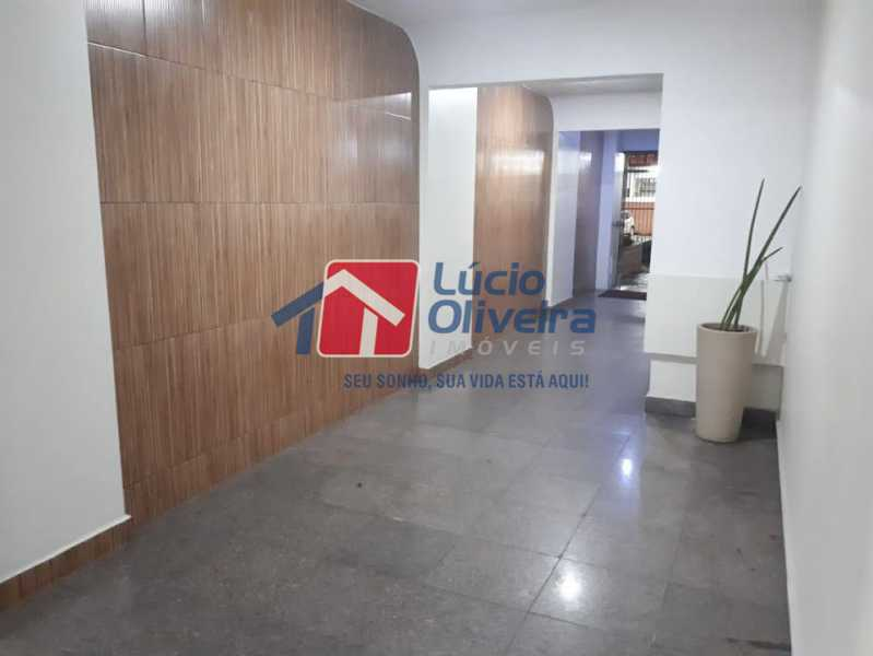 20- Hall predio - Apartamento à venda Rua Capitão Resende,Cachambi, Rio de Janeiro - R$ 415.000 - VPAP21546 - 23