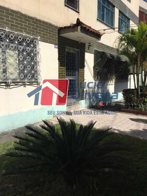 1-fachada - Apartamento 2 quartos à venda Irajá, Rio de Janeiro - R$ 220.000 - VPAP21548 - 1