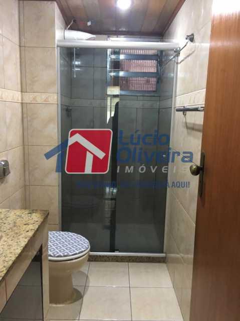 7-banheiro - Apartamento 2 quartos à venda Irajá, Rio de Janeiro - R$ 220.000 - VPAP21548 - 8