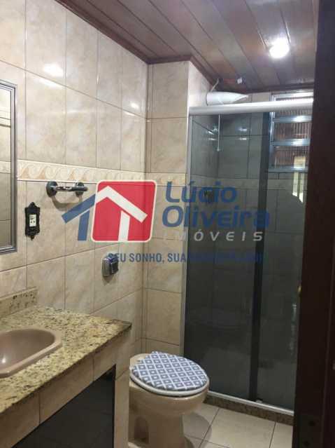 8-banheiro - Apartamento 2 quartos à venda Irajá, Rio de Janeiro - R$ 220.000 - VPAP21548 - 9