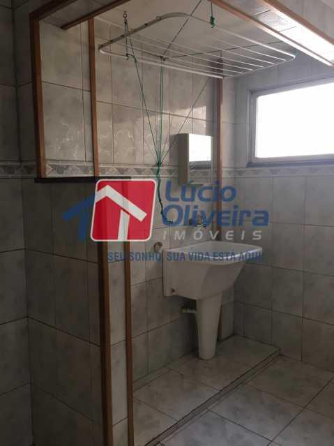 11-area de servico - Apartamento 2 quartos à venda Irajá, Rio de Janeiro - R$ 220.000 - VPAP21548 - 12