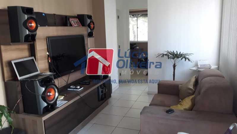 04. - Apartamento à venda Estrada da Água Grande,Vista Alegre, Rio de Janeiro - R$ 270.000 - VPAP21553 - 5