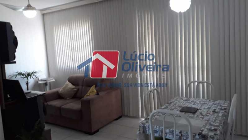 05. - Apartamento à venda Estrada da Água Grande,Vista Alegre, Rio de Janeiro - R$ 270.000 - VPAP21553 - 6