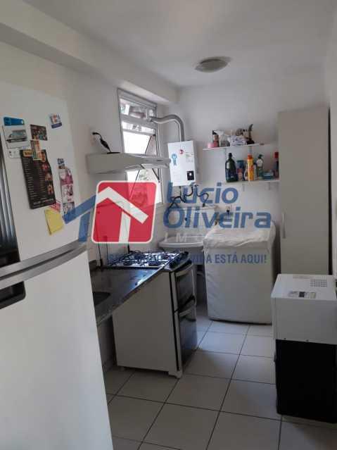 06. - Apartamento à venda Estrada da Água Grande,Vista Alegre, Rio de Janeiro - R$ 270.000 - VPAP21553 - 7