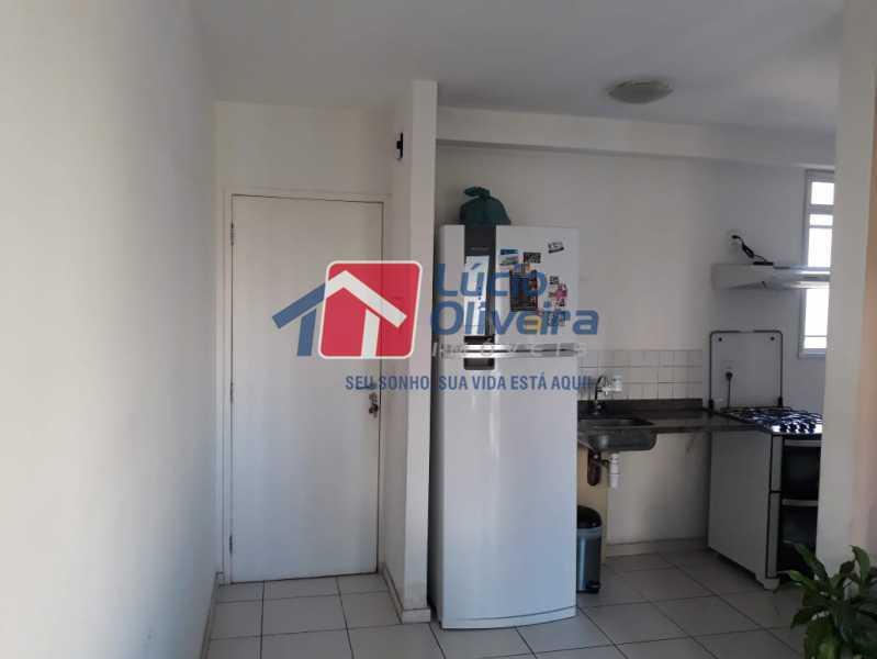 07. - Apartamento à venda Estrada da Água Grande,Vista Alegre, Rio de Janeiro - R$ 270.000 - VPAP21553 - 8
