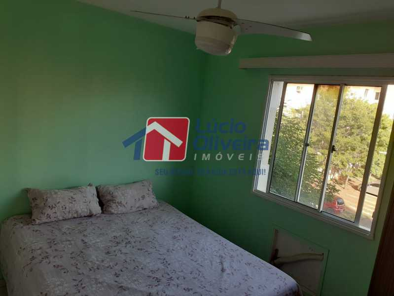 08. - Apartamento à venda Estrada da Água Grande,Vista Alegre, Rio de Janeiro - R$ 270.000 - VPAP21553 - 9