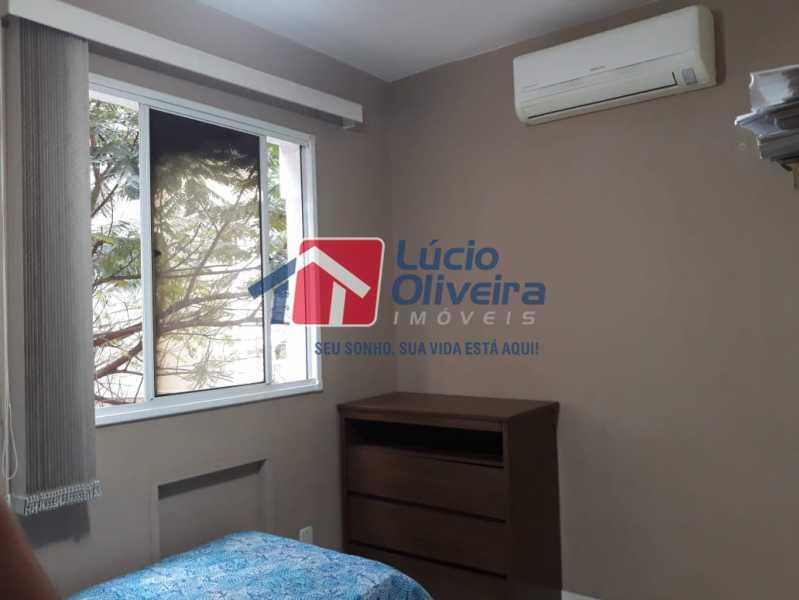 11. - Apartamento à venda Estrada da Água Grande,Vista Alegre, Rio de Janeiro - R$ 270.000 - VPAP21553 - 12