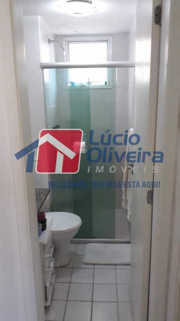 14. - Apartamento à venda Estrada da Água Grande,Vista Alegre, Rio de Janeiro - R$ 270.000 - VPAP21553 - 15