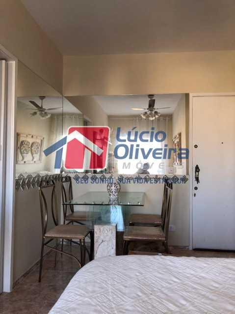 2- Sala ambiente - Apartamento à venda Rua Conselheiro Agostinho,Cachambi, Rio de Janeiro - R$ 290.000 - VPAP21554 - 3