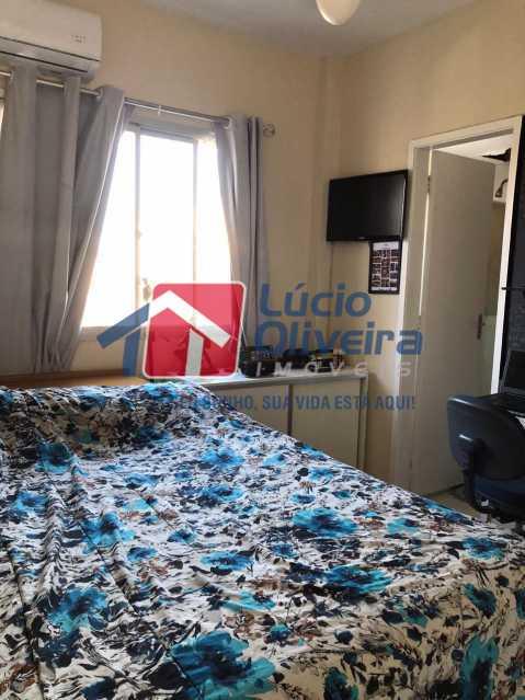 3-Quarto Casal........ - Apartamento à venda Rua Conselheiro Agostinho,Cachambi, Rio de Janeiro - R$ 290.000 - VPAP21554 - 4