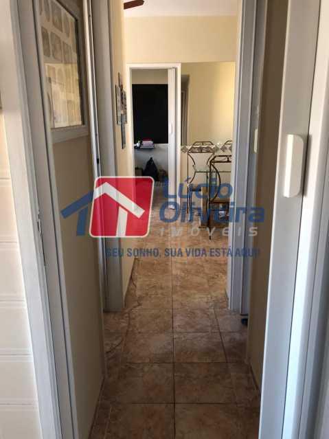 6-Circulação - Apartamento à venda Rua Conselheiro Agostinho,Cachambi, Rio de Janeiro - R$ 290.000 - VPAP21554 - 7