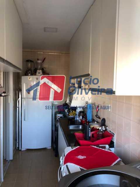 9-Cozinha e armários - Apartamento à venda Rua Conselheiro Agostinho,Cachambi, Rio de Janeiro - R$ 290.000 - VPAP21554 - 10