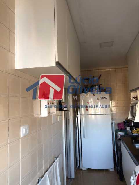 10-Cozinha - Apartamento à venda Rua Conselheiro Agostinho,Cachambi, Rio de Janeiro - R$ 290.000 - VPAP21554 - 11