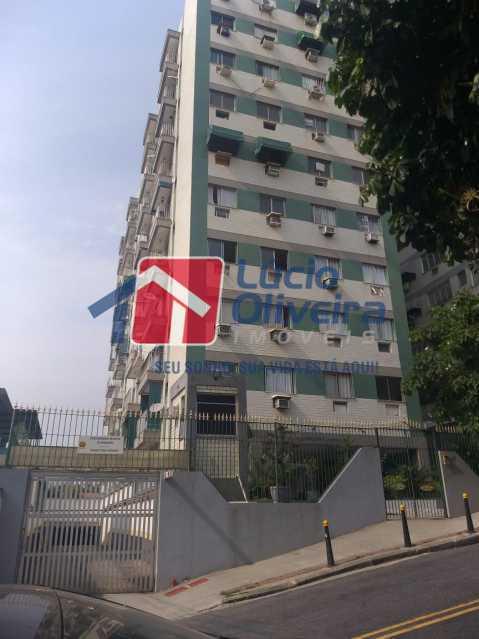 15-Frente prédio - Apartamento à venda Rua Conselheiro Agostinho,Cachambi, Rio de Janeiro - R$ 290.000 - VPAP21554 - 16