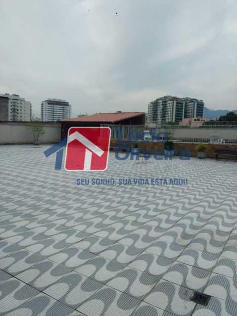 19-Salão festas - Apartamento à venda Rua Conselheiro Agostinho,Cachambi, Rio de Janeiro - R$ 290.000 - VPAP21554 - 20