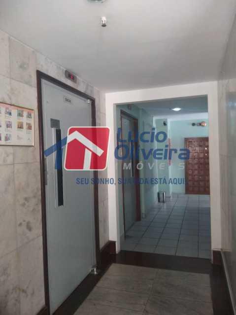 20-Elevador - Apartamento à venda Rua Conselheiro Agostinho,Cachambi, Rio de Janeiro - R$ 290.000 - VPAP21554 - 21