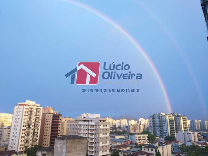 21-Vista Panoramica - Apartamento à venda Rua Conselheiro Agostinho,Cachambi, Rio de Janeiro - R$ 290.000 - VPAP21554 - 22