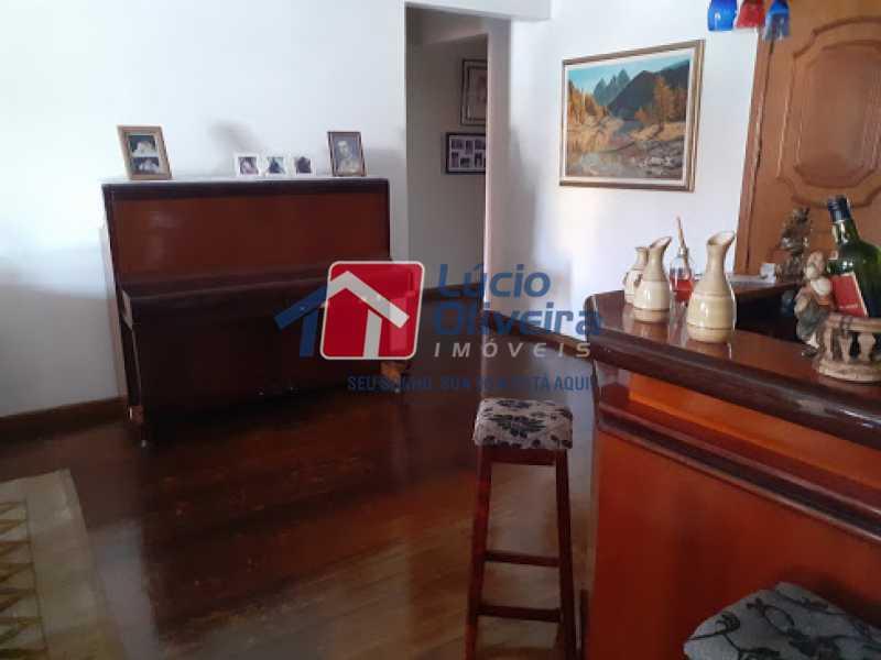 01- Sala - Cobertura à venda Rua da Coragem,Vila da Penha, Rio de Janeiro - R$ 900.000 - VPCO30030 - 1