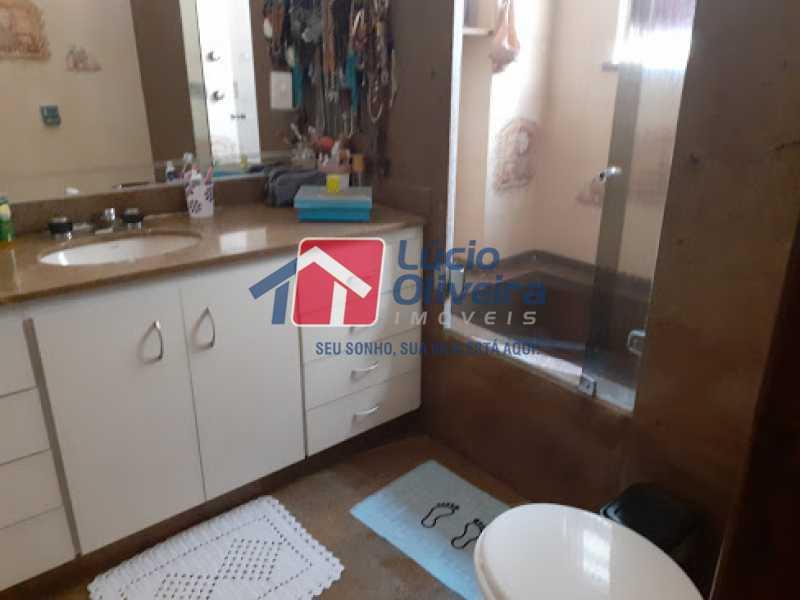 10- Suite - Cobertura à venda Rua da Coragem,Vila da Penha, Rio de Janeiro - R$ 900.000 - VPCO30030 - 11