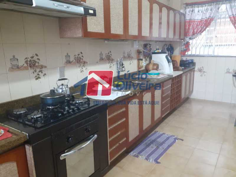 18- Cozinha - Cobertura à venda Rua da Coragem,Vila da Penha, Rio de Janeiro - R$ 900.000 - VPCO30030 - 19
