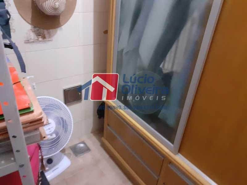 20- Closet - Cobertura à venda Rua da Coragem,Vila da Penha, Rio de Janeiro - R$ 900.000 - VPCO30030 - 21