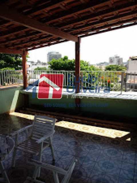 23- Terraço - Cobertura à venda Rua da Coragem,Vila da Penha, Rio de Janeiro - R$ 900.000 - VPCO30030 - 24