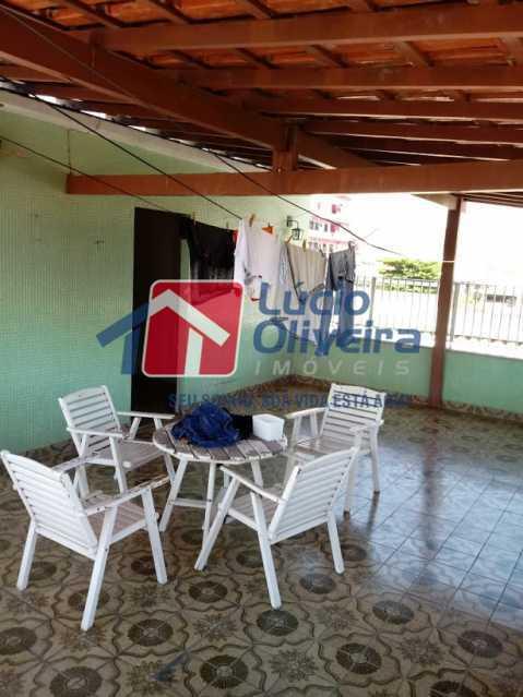 25- Terraço - Cobertura à venda Rua da Coragem,Vila da Penha, Rio de Janeiro - R$ 900.000 - VPCO30030 - 26