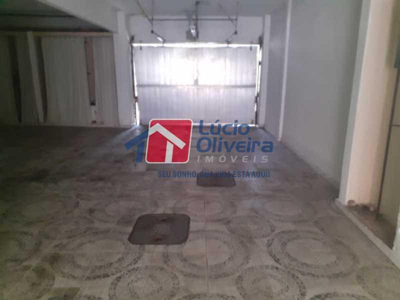 27- Garagem - Cobertura à venda Rua da Coragem,Vila da Penha, Rio de Janeiro - R$ 900.000 - VPCO30030 - 28
