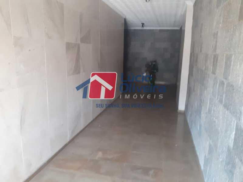 29- Hall Prédio - Cobertura à venda Rua da Coragem,Vila da Penha, Rio de Janeiro - R$ 900.000 - VPCO30030 - 30