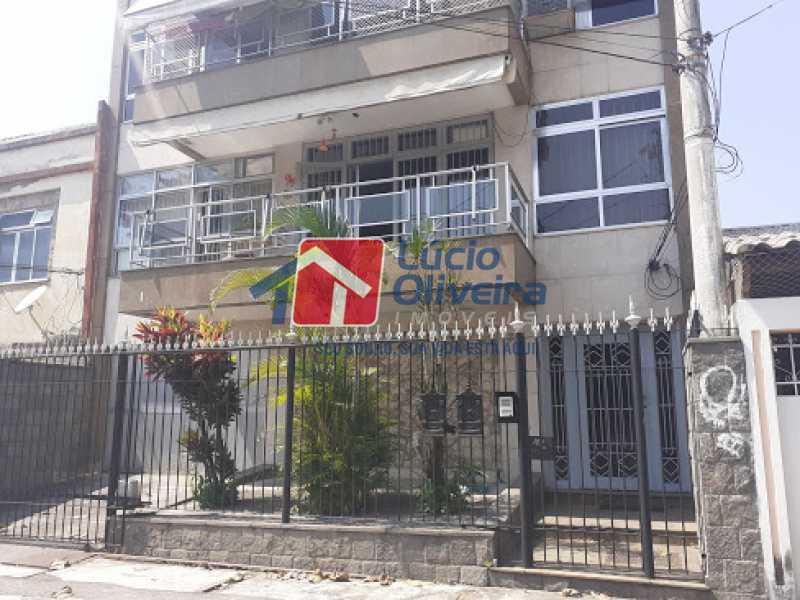 30- Fachada - Cobertura à venda Rua da Coragem,Vila da Penha, Rio de Janeiro - R$ 900.000 - VPCO30030 - 31
