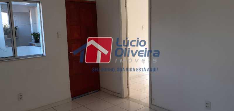 2-sala - Apartamento à venda Rua Luís de Brito,Maria da Graça, Rio de Janeiro - R$ 180.000 - VPAP10168 - 3