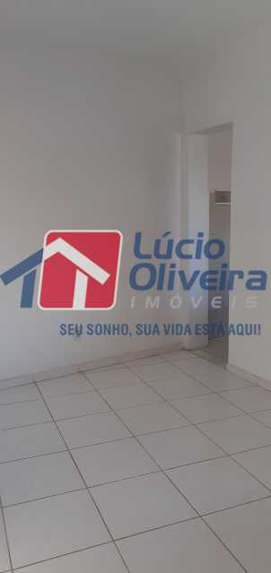 4-sala - Apartamento à venda Rua Luís de Brito,Maria da Graça, Rio de Janeiro - R$ 180.000 - VPAP10168 - 5