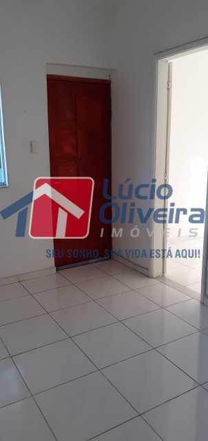 5-sala - Apartamento à venda Rua Luís de Brito,Maria da Graça, Rio de Janeiro - R$ 180.000 - VPAP10168 - 6