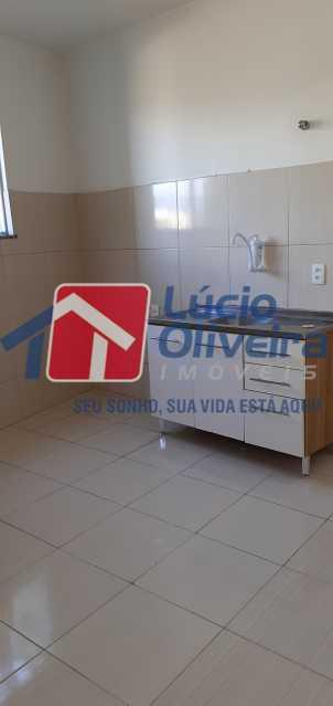 12-cozinha - Apartamento à venda Rua Luís de Brito,Maria da Graça, Rio de Janeiro - R$ 180.000 - VPAP10168 - 13