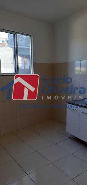 15-cozinha - Apartamento à venda Rua Luís de Brito,Maria da Graça, Rio de Janeiro - R$ 180.000 - VPAP10168 - 16