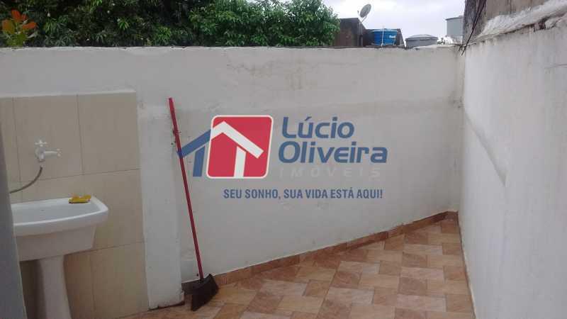 17-area de servico - Apartamento à venda Rua Luís de Brito,Maria da Graça, Rio de Janeiro - R$ 180.000 - VPAP10168 - 18