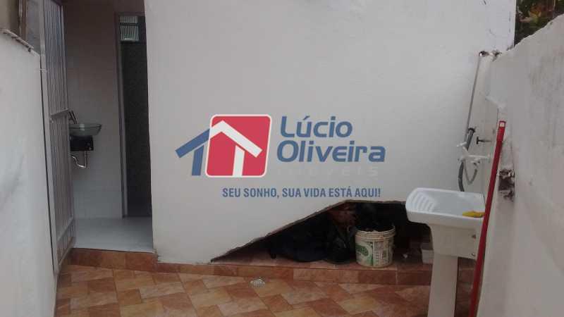 18-area de servico - Apartamento à venda Rua Luís de Brito,Maria da Graça, Rio de Janeiro - R$ 180.000 - VPAP10168 - 19