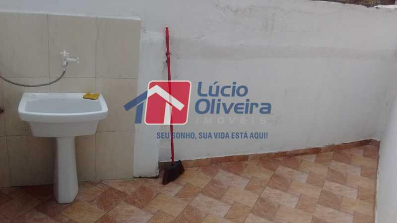 19-area de servico - Apartamento à venda Rua Luís de Brito,Maria da Graça, Rio de Janeiro - R$ 180.000 - VPAP10168 - 20