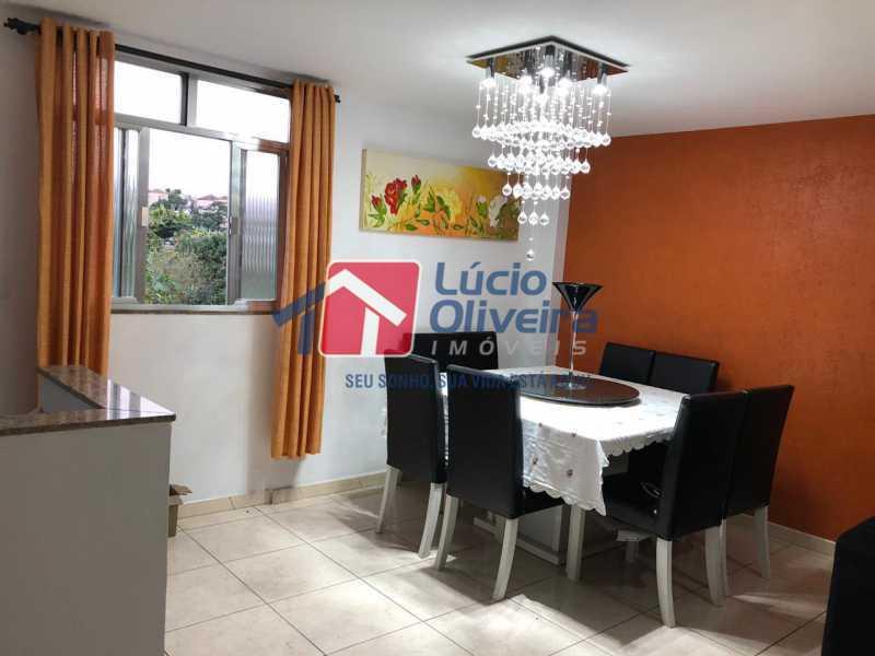 1 - Casa de Vila à venda Avenida Ernani Cardoso,Cascadura, Rio de Janeiro - R$ 550.000 - VPCV50002 - 3